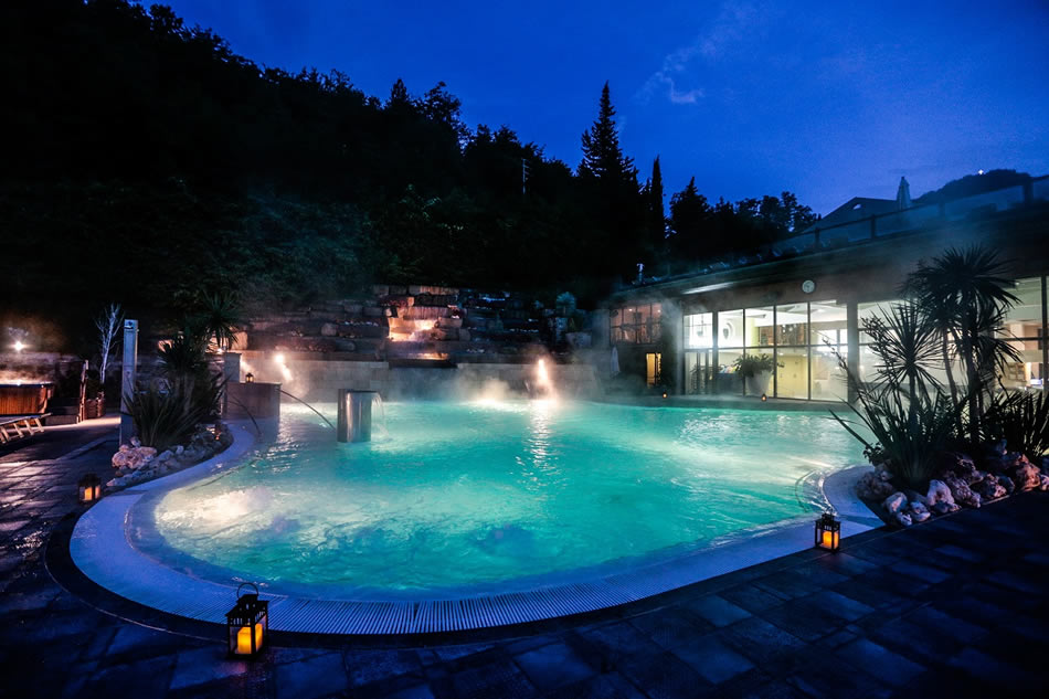 Ròseo Euroterme Wellness Resort in Bagno di Romagna: 4-star hotel ...