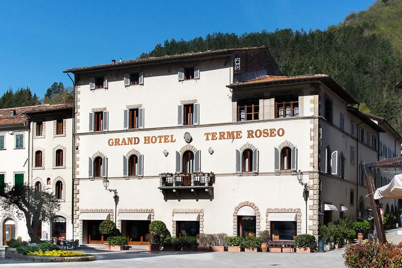 Grand hotel terme roseo bagno di romagna hotel termale in - Hotel bagno di romagna ...