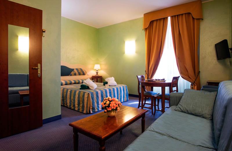 Grand hotel terme roseo bagno di romagna hotel termale in romagna - Hotel bagni di romagna ...
